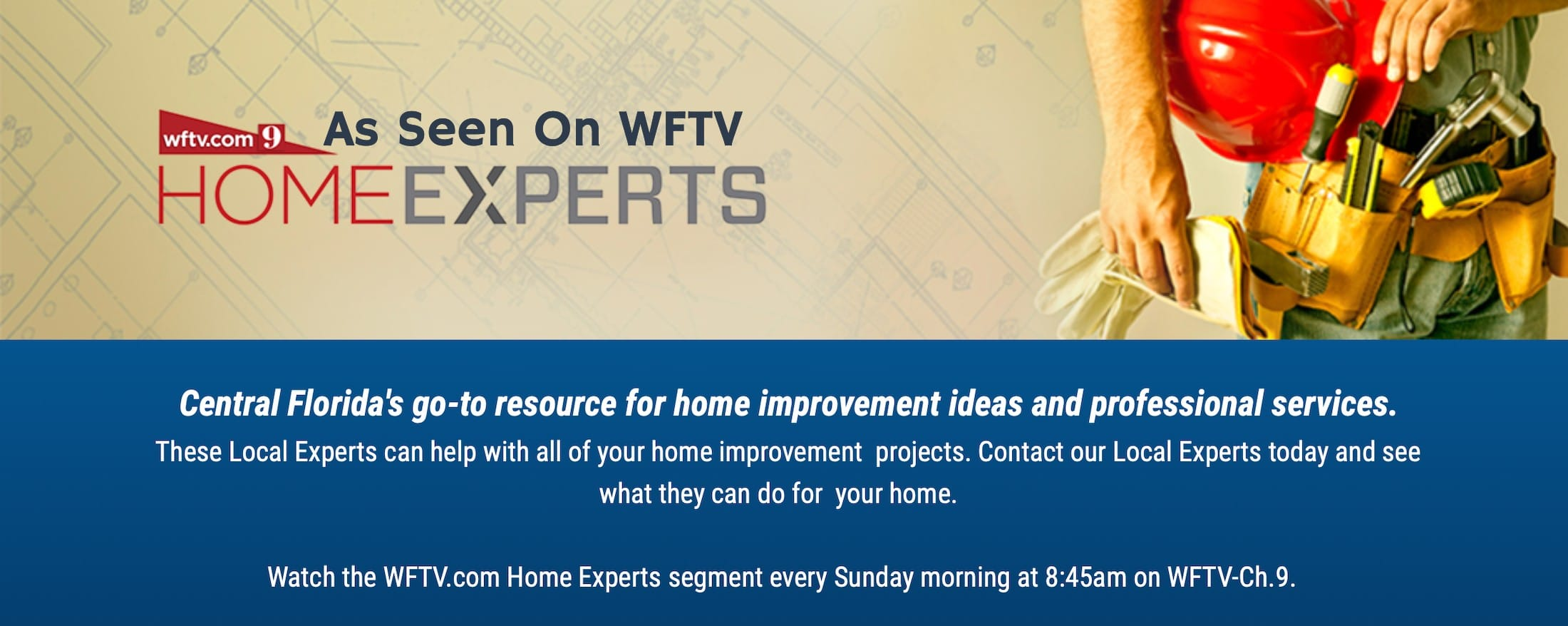OCC911 WFTV Home Experts